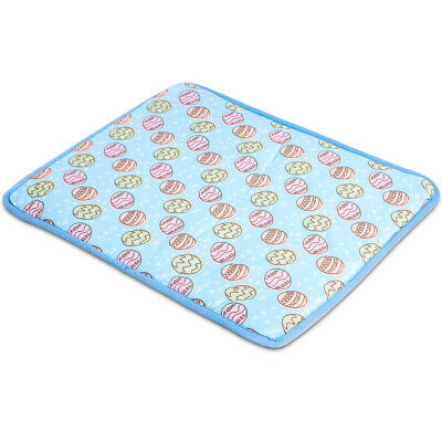 Indoor Summer Cat Dog Self-Cooling Mat Hot Weather Puppy Sleeping Bed Chihuahua 5