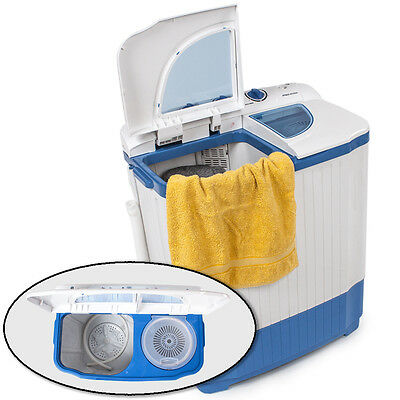 MINI MACHINE A LAVER 4,5 kg + Essoreuse Lave linge 5