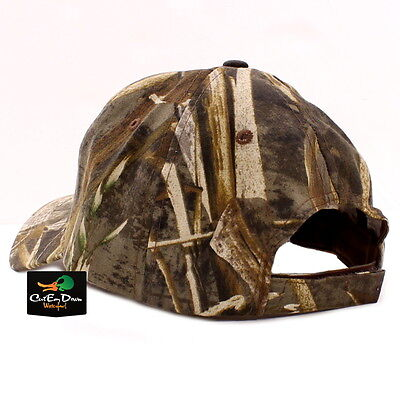 ... ADJUSTABLE 1 of 2 NEW BANDED GEAR HUNTING CAP HAT MAX-5 CAMO W