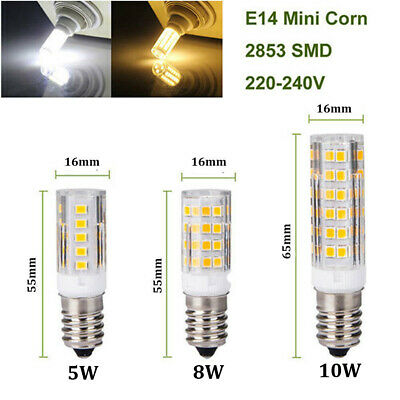 E27 E14 B22 G9 LED Maïs Ampoule 5W 8W 15W 20W 25W SMD5730 Blanc Chaud/Froid 220V 6