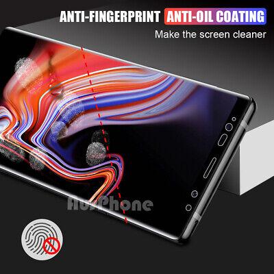 HYDROGEL AQUA FLEX Screen Protector Samsung Galaxy S9 S8 Plus Note 9 8 S7 Edge 7