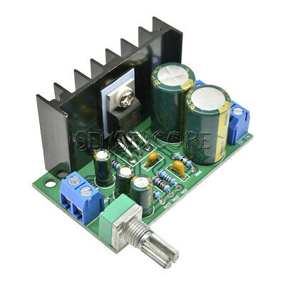 DC//AC 5-24V TDA2050 Mono Audio Endverstärker Amplifier Board Modul 5W-120W