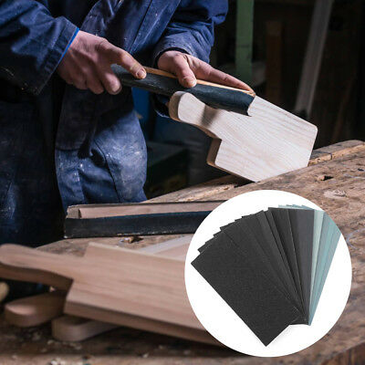 Wet and Dry Sandpaper Any Grit 150-8000 High Quality Sanding Paper Abrasive Tool 11