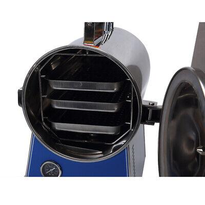 24L Dental Medical High Pressure Steam Autoclave Sterilizer Stainless TM-T24J 4