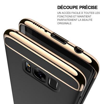 Hybride Parechoc Housse Coque Samsung S8 S9 S7 S6 Edge A3 A5 A7 A8 J3 J5 7 Note8 11