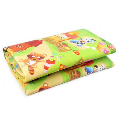 2mx1.8m Baby Kids Floor Play Mat Rug Picnic Cushion Crawling Mat Waterproof XXL 3