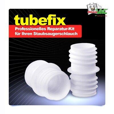 TubeFix Reparaturset passend f/ür Ihren AEG CyclonClean ACC5130 Schlauch
