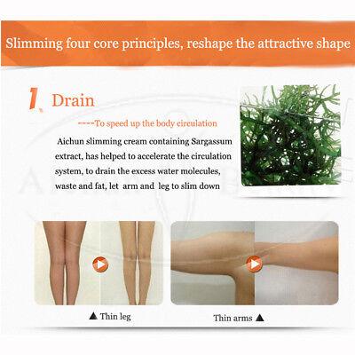 Aichun CAPSICUM Slimming Body Essential Oil 100% Natural 3 Day Effective 30ml 9
