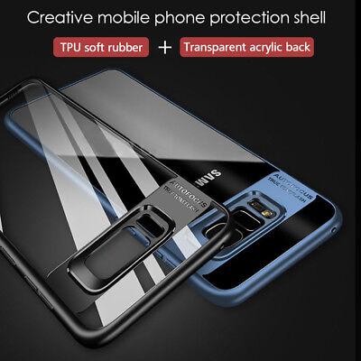 Samsung Galaxy Note 9 8 S8 S9 Plus Slim Case Luxury Cover Shockproof Bumper 7
