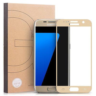 Samsung Galaxy S7 Vitre Film Protection Verre Trempé Ecran Pprotecteur Integral 4