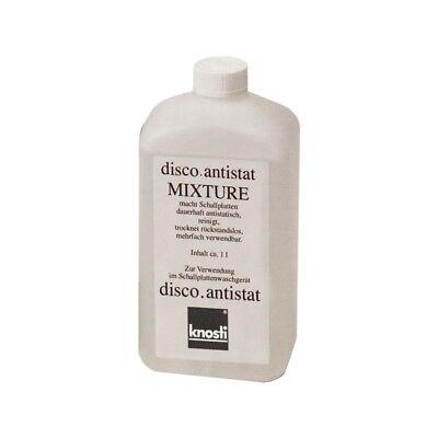 KNOSTI disco-antist mixture LITRO liquido x macchina lava dischi pulizia vinile 3