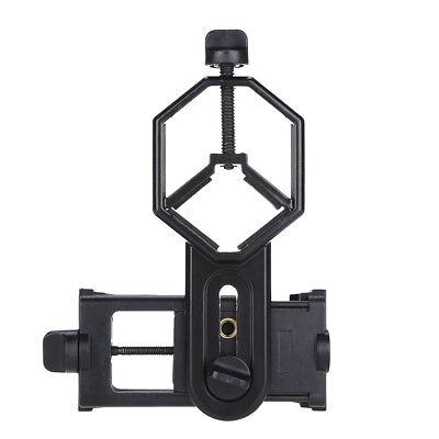 Spotting Scope Microscope Mount Bracket  for Phone Camera Adapter Univesal su 5