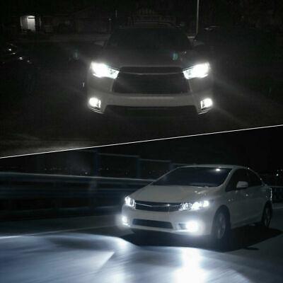 9006 9005 Hi Low Beam COB LED Headlight for Honda Accord 90-2012 Civic 2004-2015 2