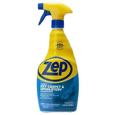 Zep ZUOXSR32 Oxy Carpet and Upholstery Stain Remover 32 oz. 2