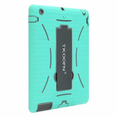 Shock Proof Protective Case Cover Stand For Apple iPad 4 3 2 Mini Air Heavy Duty 5