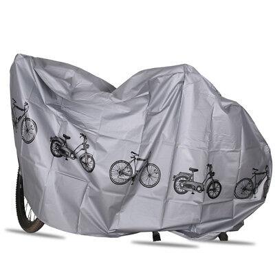 Waterproof Rain Dust Bike Bicycle Cycling Outdoor Cover Protector UV Resistant 4