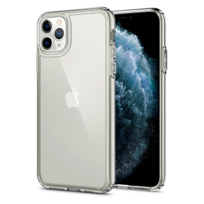 iPhone 11, 11 Pro, 11 Pro Max Case | Spigen® [Ultra Hybrid] Clear Cover 3