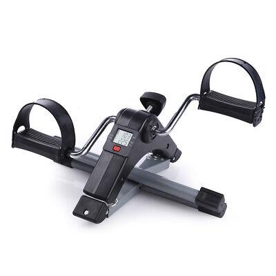 Mini Fitness Heimtrainer Fahrradtrainer Arm- und Beintrainer Bike Trimmrad LCD 12