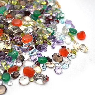 AAA Mixed Gems Semi Precious Loose Natural Gemstones Lots Faceted Cut (MX-60003) 3