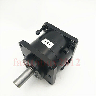 Planetary Gearbox 3:1 Geared Head Gear Speed Reducer for 110mm Nema42 Stepper 10