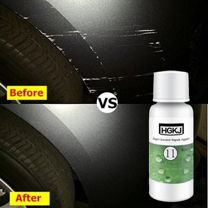 Hgkj 11 20ml Car Scratches Repair Car Wash Car Maintenance