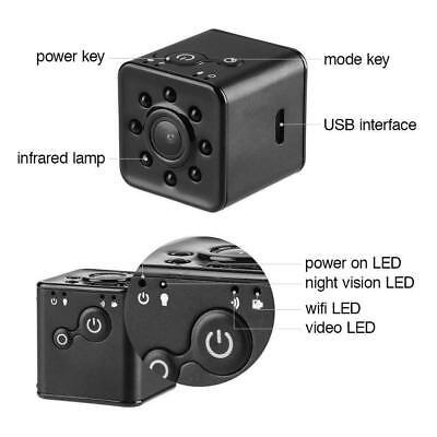 Mini Telecamera Nascosta Spy Cam Camera Wifi Spia Sorveglianza Subacquea Full Hd 5