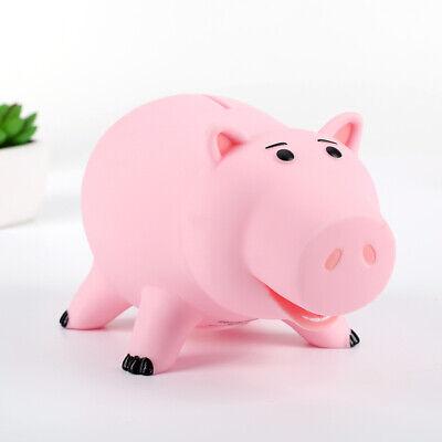 Toy Story Hamm Piggy Bank Coin Save Money Box Ham Figures Pig Kids Gift 5