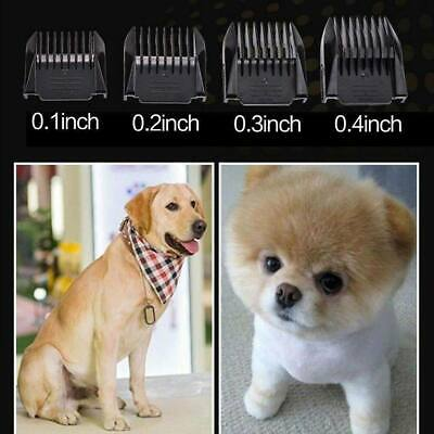 NEW Electric Animal Pet Dog Cat Hair Trimmer Shaver Razor Grooming Quiet Clipper 3