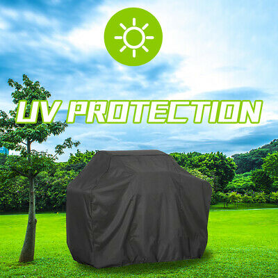 XS-XXL BBQ Cover Heavy Duty Waterproof Medium Barbecue Grill Outdoor Protector 5