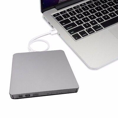 USB 3.0 Externes CD/DVD-RW Brenner Writer Laufwerk Für Apple Macbook Pro PC yea