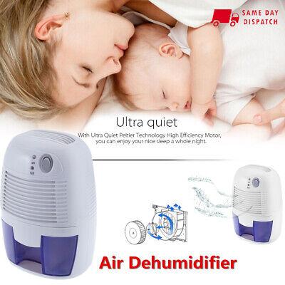 500ML Mini Air Dehumidifier Purifier Damp Moisture Dryer Home Bathroom  C 4