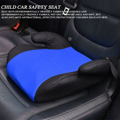 Car Booster Seat Chair Cushion Pad For Toddler Children Kids Sturdy 3-12 Years 3