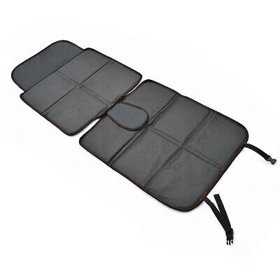 Car Seat Protector Thickest Padded Waterproof Back Seat Organizer Kick Mat Cover 12