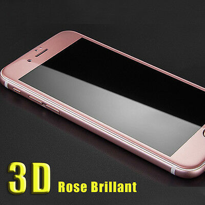 iPhone 6S/6/7/Plus 8/X/XR/XSMAX VITRE VERRE TREMPE 3D Film Protection Ecran Full 12