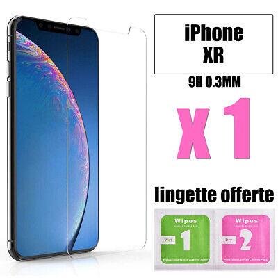 Pour iPhone 8 7 6s PLUS 11 Pro XR X MAX vitre protection verre trempé film écran 10