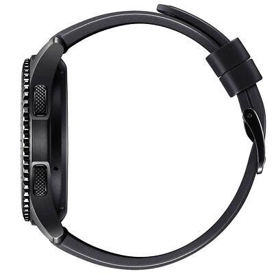 Samsung Gear S3 Frontier Dark Grey Bluetooth Smartwatch SM-R760NDAAXAR 3