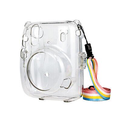 Fujifilm Instax Mini 11 Film Camera Bag Case Cover Filters gift 64 Slots Album