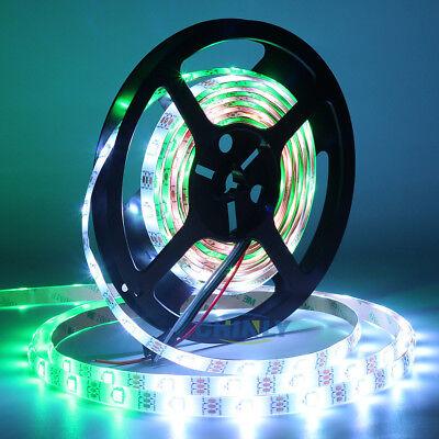 WS2812B LED Streifen 5m WS2812 RGB Licht SMD 5050 Individuell Adressierbar DC5V 3