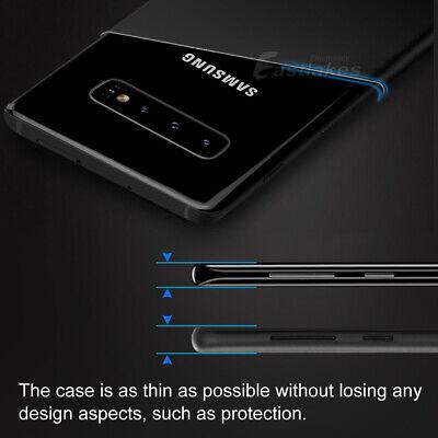 Samsung Galaxy S10 S9 S8 Plus Note 9 Case Ultra Thin Skin Slim Matte Back Cover 6