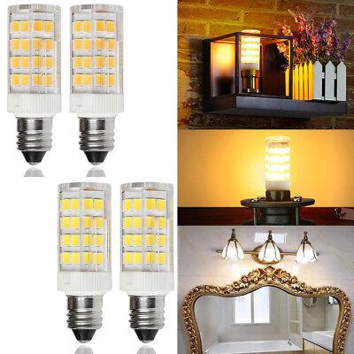 5pcs Led E11 Bulbs Dimmable Candelabra Base Mini E11 Led