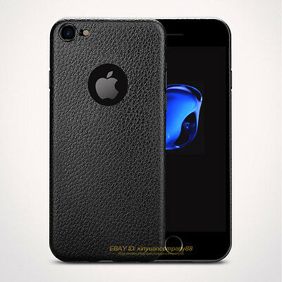 LUSSO ultra sottile pelle aderente morbida tpu CUSTODIA COVER per iphone Apple * 4