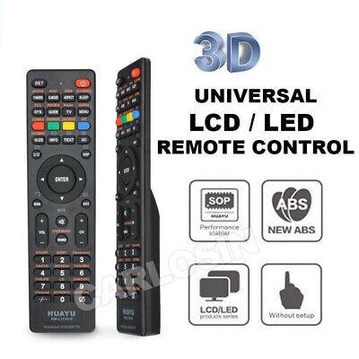 Universal TV Remote Control LCD/LED For Sony/Samsung/Panasonic/LG/TCL/Soniq AUS 6