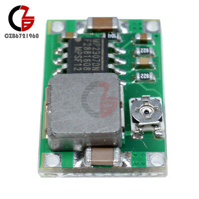 2/5/10PCS mini 3A DC-DC Converter Step Down buck Power Supply MP2307 Chip 3