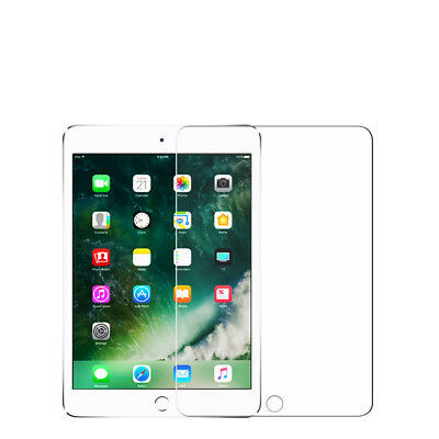 Real Genuine Tempered Glass film Screen Protector fit for iPad 6th Gen 9.7/2018 3