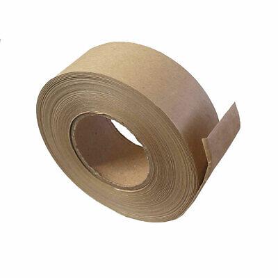 Brown Kraft Paper Gummed Tape 36mm x 54m 2