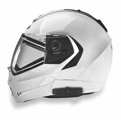 Albrecht BPA 400 Bluetooth Motorrad Headset für Smartphone Zumo & TomTom Rider 3