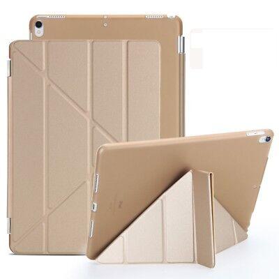 Full Cover Soft TPU Magnetic Back Case For iPad Air Mini 1 2 3 4 AUTO SLEEP WAKE 11