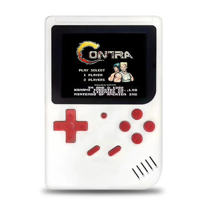 "3.0"" Retro FC Mini TV Handheld Game Console Built-in 500 Games Pocket Consoles"