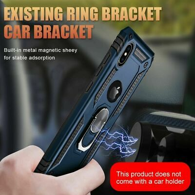 For iPhone 11 Pro XS Max XR 7 8 Plus Shockproof Magnetic Heavy Duty Case Cover 5