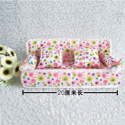 Furniture House Fashion Dolls Toys Accessories Couch for Barbie DollLH 4